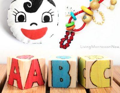 14 DIY Baby Toys