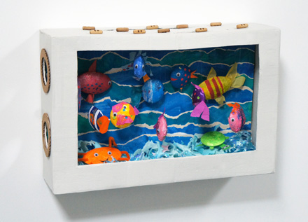 16 ocean crafts for kids and adults for Summer craft ideas for adults