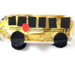 School Bus Discovery Bottle