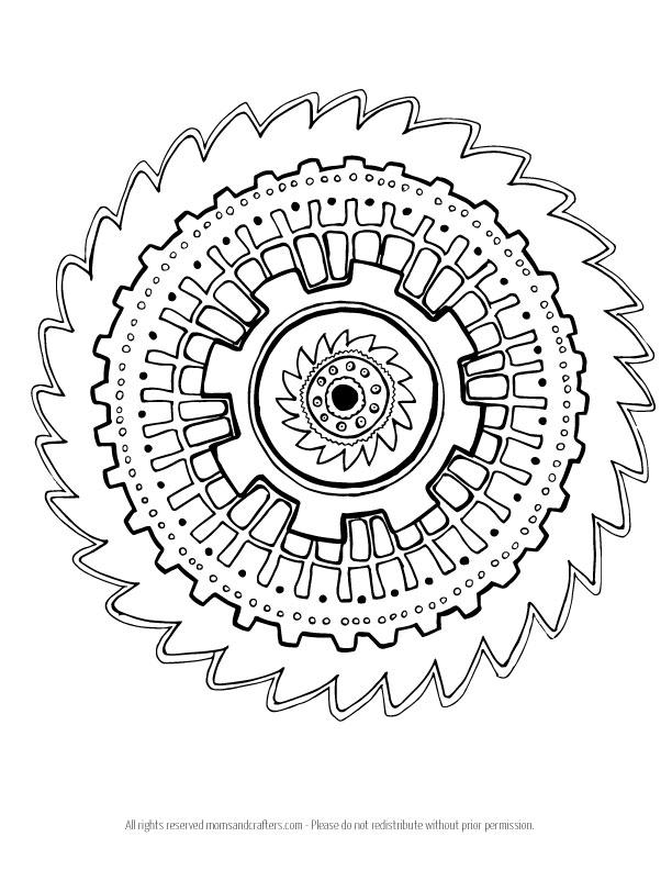 gears-mandala-coloring-page