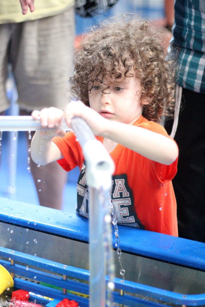 Check out this cool pipes and water play for toddlers activity - a fun sensory soup activity for toddler but also perfect for preschool and young kids! It incorpirates some engineering, problems solving, fine motor skills, plus some plain old silly fun!
