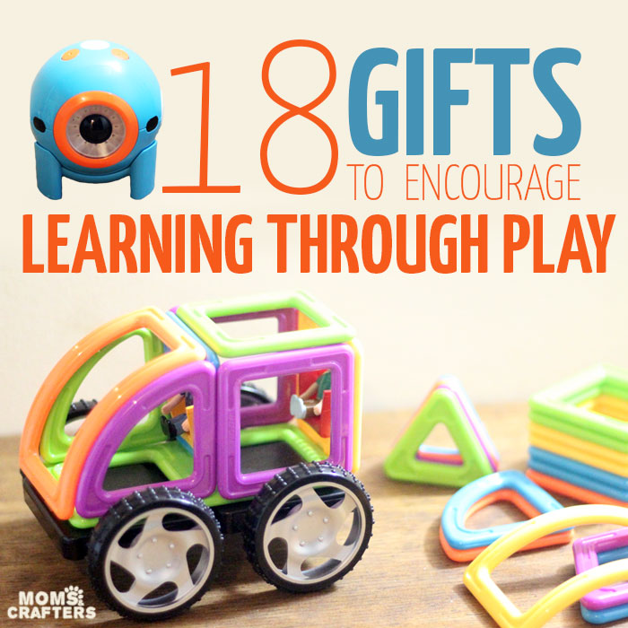 Educational gifts can be just as fun as any - these fun toys will get your kids learning through play! You'll find great ideas for toddlers, preschoolers, and even teens and tweens! Perfect for holiday gifts, birthday gifts, and all budgets.