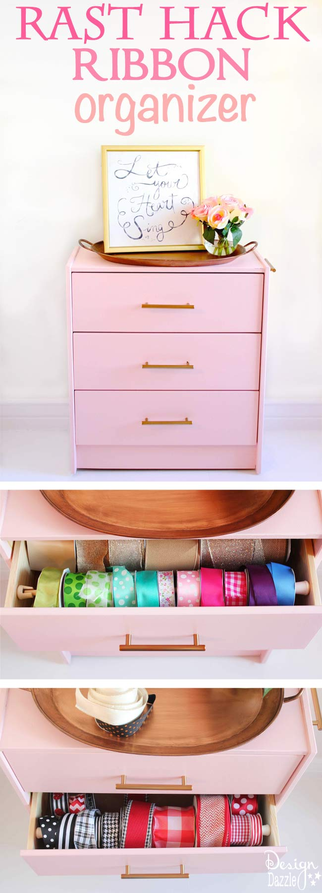 14 IKEA RAST hacks and makeovers that take a ridiculously cheap piece of furniture and turn it into something epic! You'll love these easy DIY home projects and furniture upgrades!