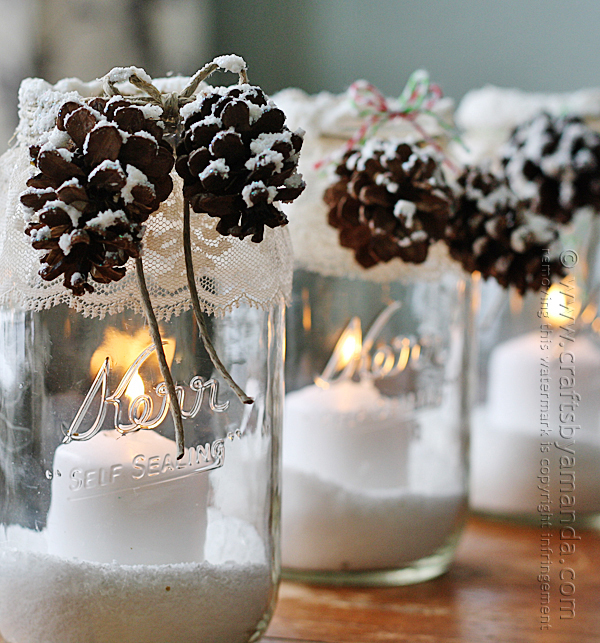snowy-pinecone-candle-jars3