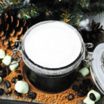 DIY scrubs and beauty products make great homemade gift ideas! This mint cocoa sugar scrub recipe is easy to prepare in large batches and a wonderful way to make your own presents.