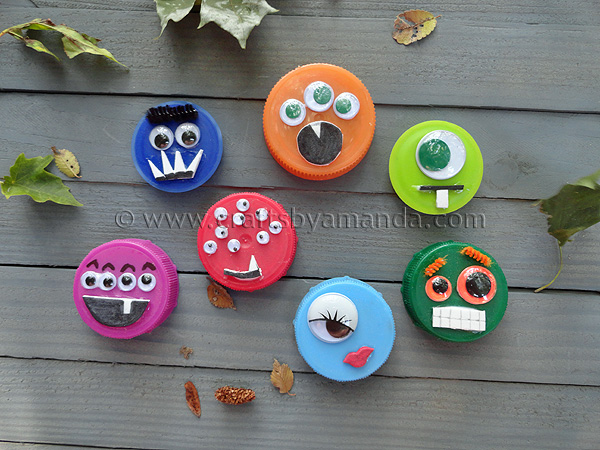 Bottle cap crafts 18 unique diy ideas for kids and adults for Cap crafter