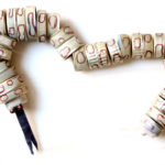 Bottle Cap Rattlesnake Craft