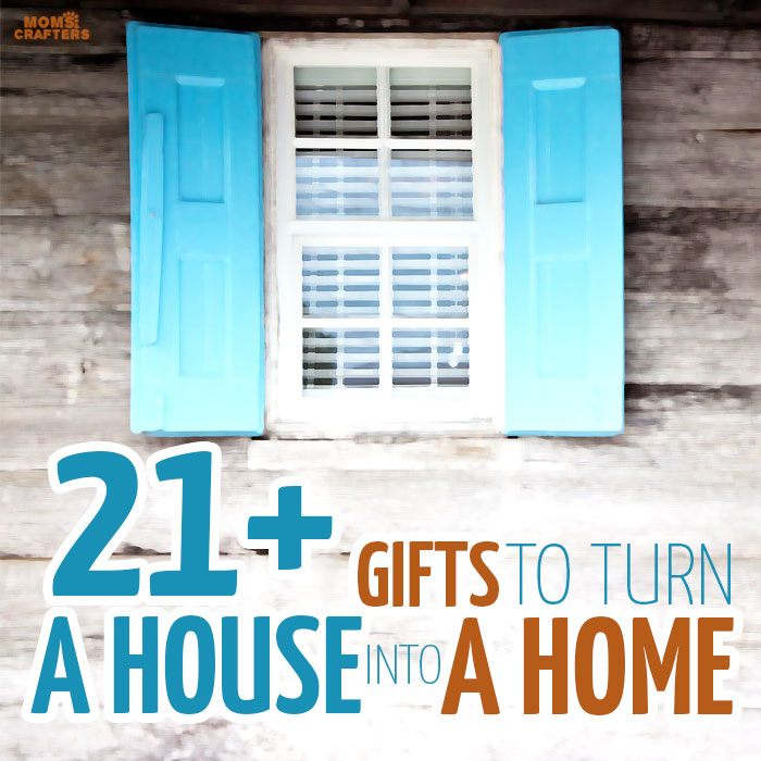 21+ gifts for the home that fit every budget! These awesome gift ideas for nesters are great for the holidays, christmas, Hanukkah, housewarming, hostess gifts, and any time you want to get a great present for someone's house.