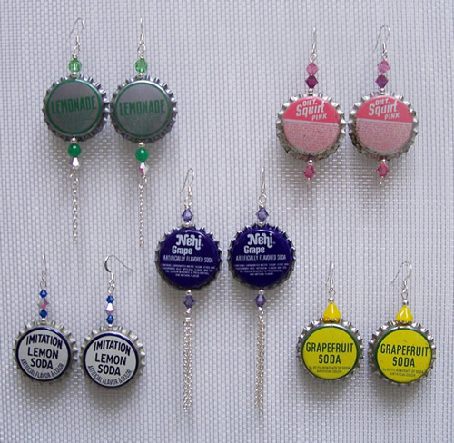 Easy Diy Earrings 18 Quick Ideas For Stud And Dangle Earrings