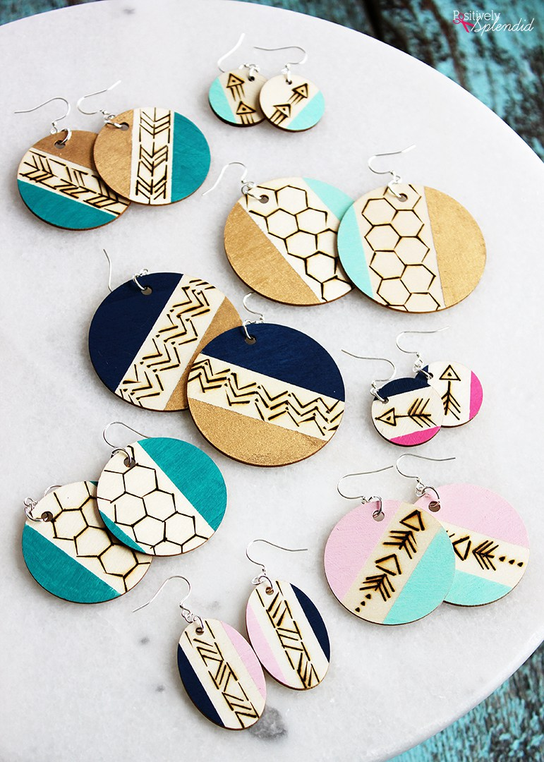 diy jewelry ideas made earrings making pinterest pin earring