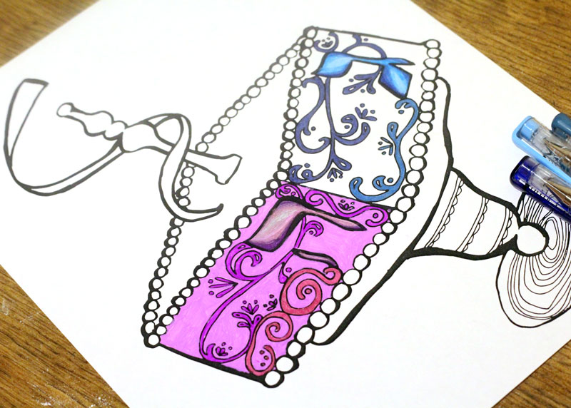 How To Color Like A Grown Up The Best Tools For Adult Coloring
