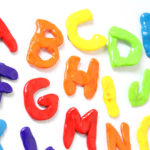 DIY Alphabet Magnets from Clay!