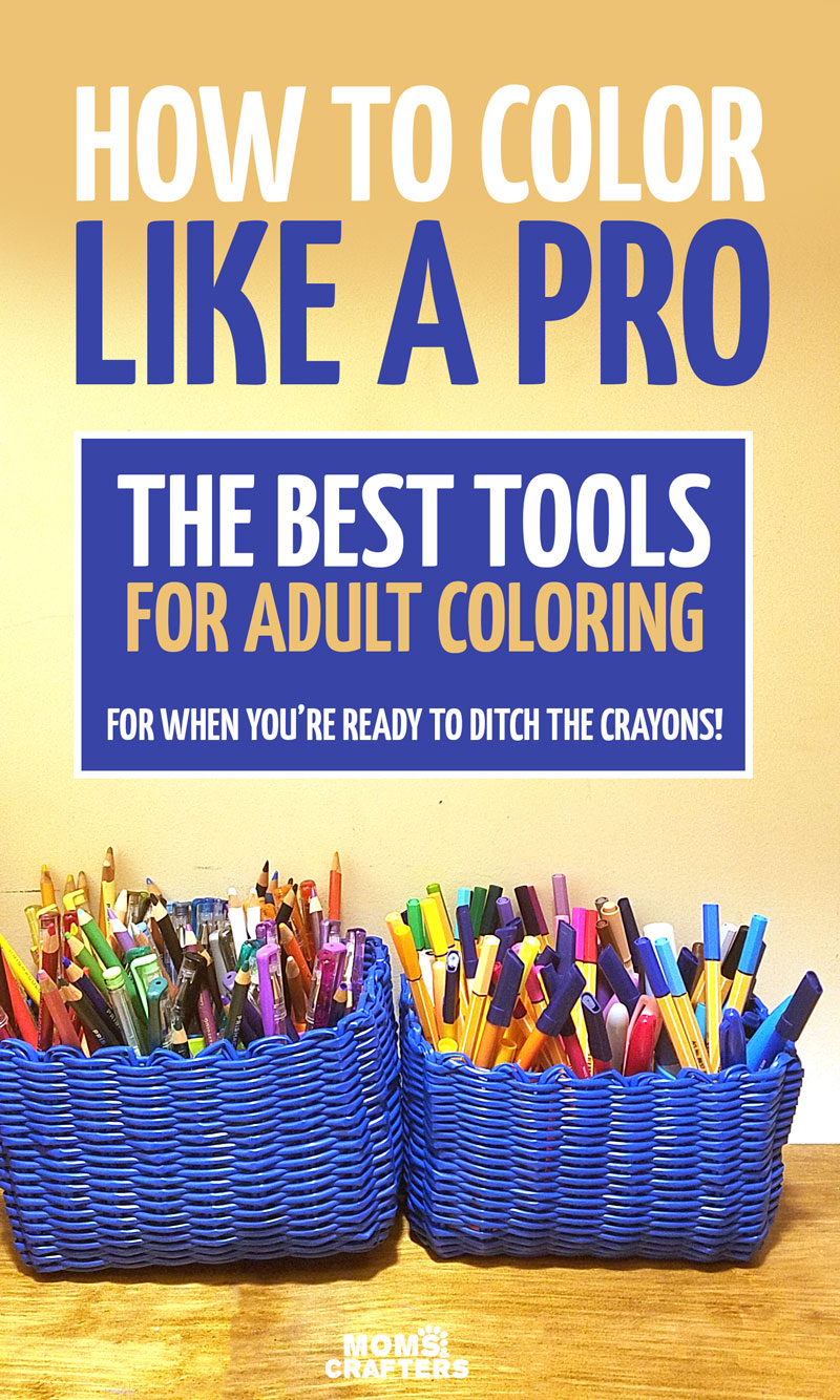 Seriously Upgrade Your Coloring And Learn How To Color Like A Pro By Figuring Out The