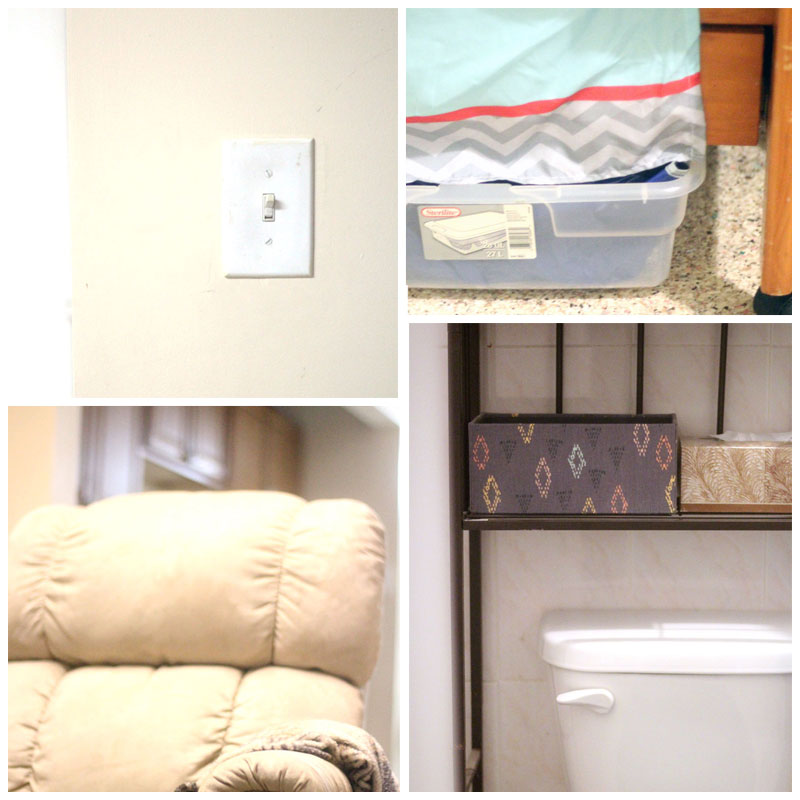 Youu0027ll Love These Genius Tiny House Hacks For Keeping A Small Apartment  Organized And