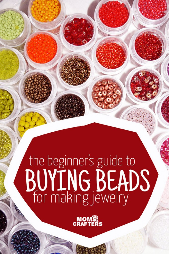 These jewelry making tutorials are perfect for beginners. It's a great way to learn how to make jewelry from scratch. DIY jewelry crafts are fun and easy .