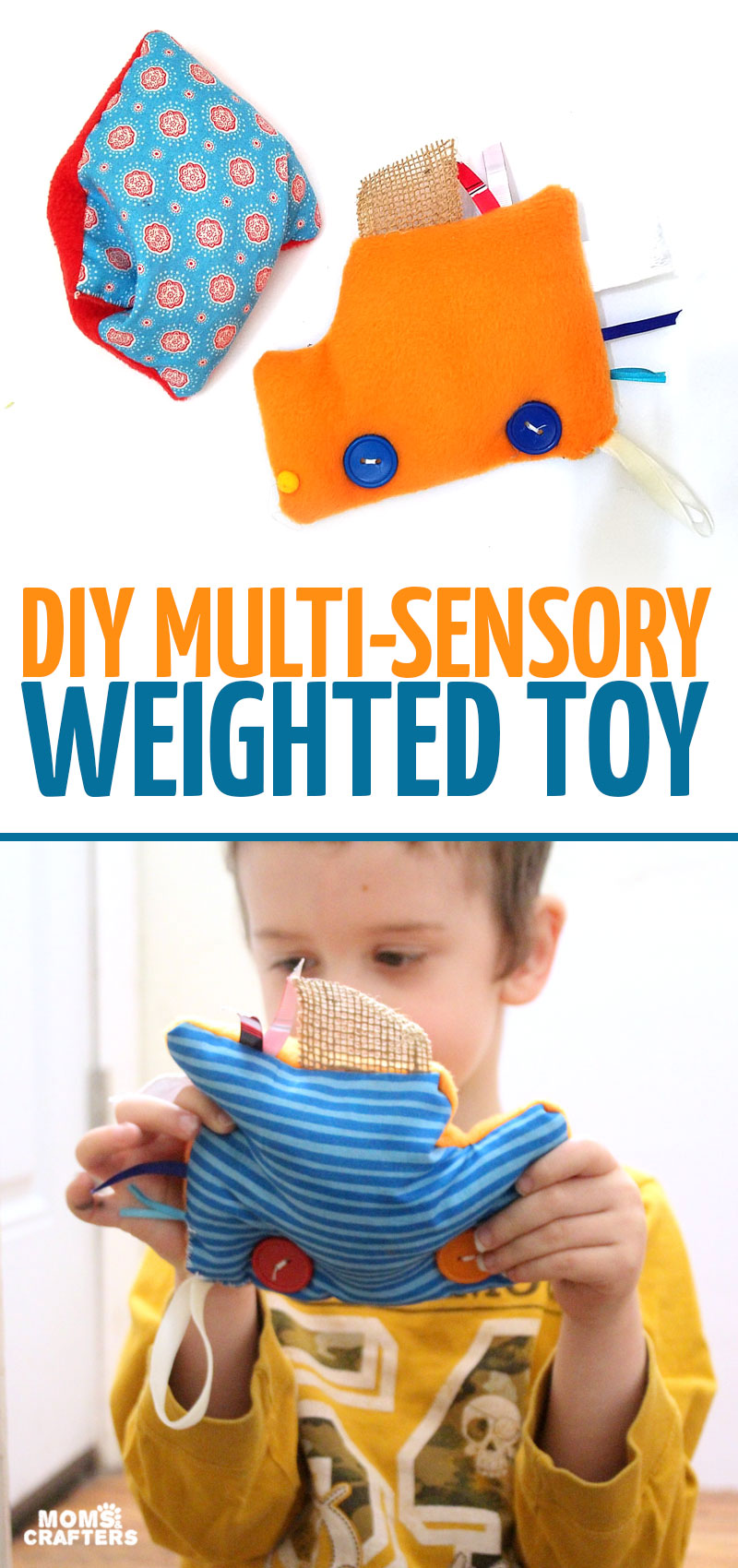 Sensory Toys Autism : Diy sensory toy for calming toddlers and preschoolers