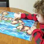 Passover Game – Splitting the Sea Board Game