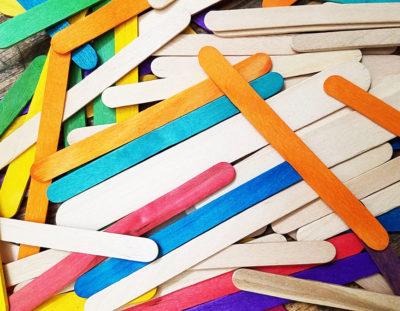 16 Beautiful Popsicle Stick Crafts