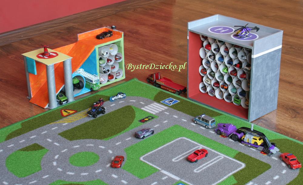 Fun Cardboard Craft Video Game