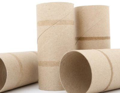 14 Toilet Paper Roll Crafts – Easy + Functional ideas