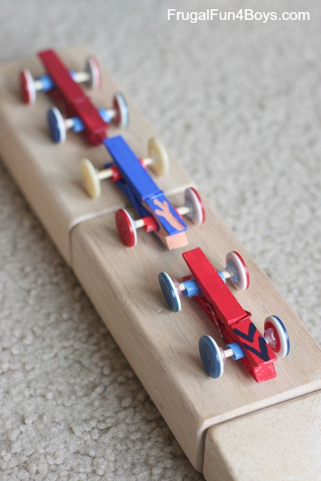 These 14 beautiful clothespin crafts are so easy to make - you'll find ideas for kids and for adults! There are a few clothespin puppets ideas, clothespin vehicles and many funcitonal DIY toys and projects.