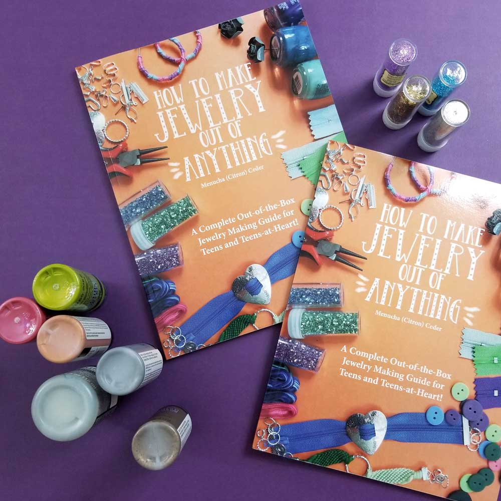 Gifts for Creative Kids - How to Make Jewelry Out of Anything book
