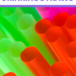Looking for crafts to make with things you already have at home? Click for a list of drinking straw crafts.