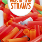 Loads of straw crafts and diy ideas for preschool, kids, adults, and everyone in between! Includes decor, ideas for teens, anad more