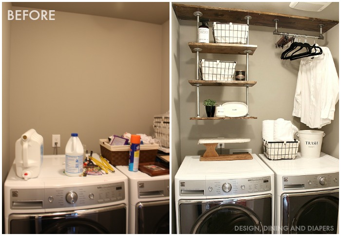 These 19 brilliant laundry hacks will help you tackle that laundry pile! You'll love these laundry tips and laundry room ideas - including organization, getting out stains, and more to make your homemaking jobs easier!