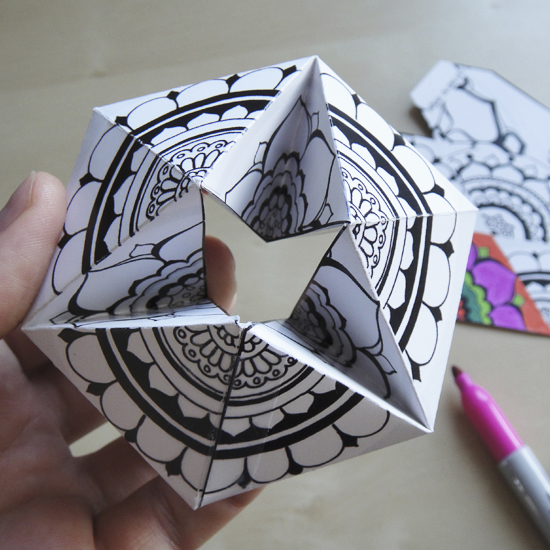 Paper Toy Templates - 14 Free Printables to Craft and Play!