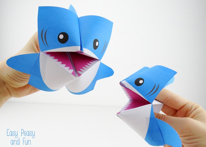 Paper Toy Templates 14 Free Printables To Craft And Play