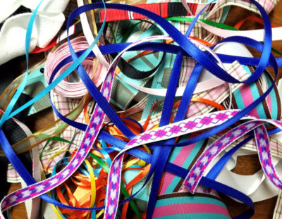 Things to Make with Ribbon Scraps