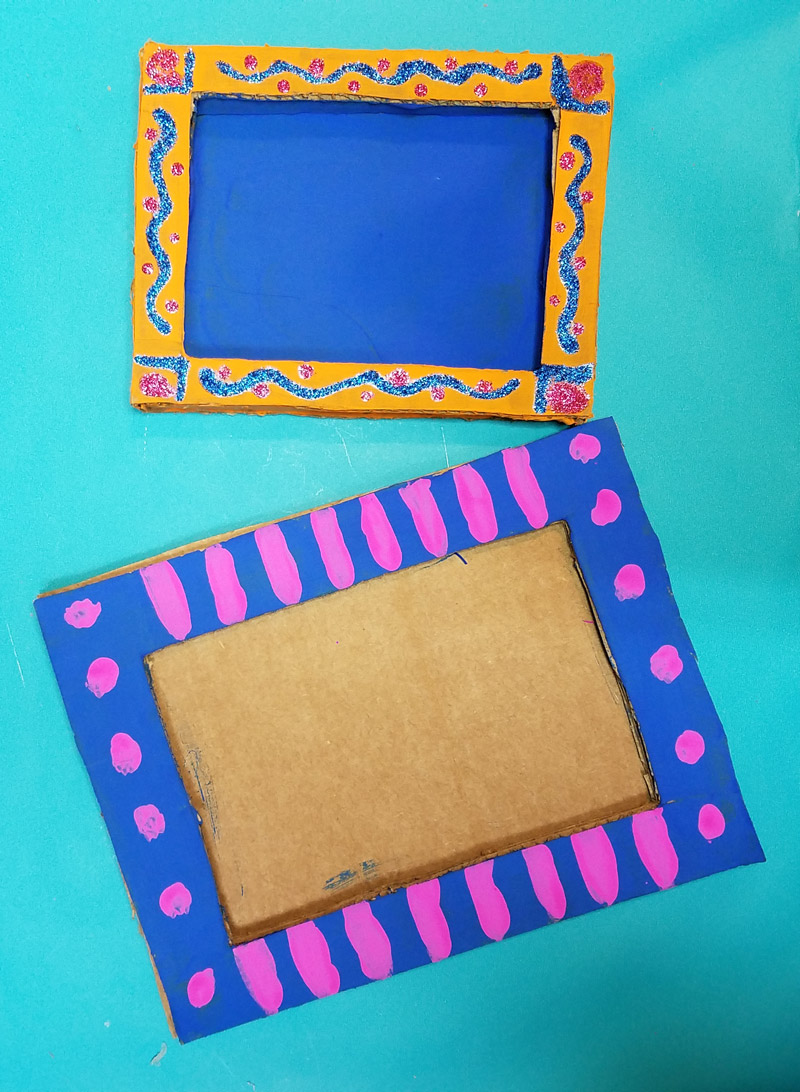 How to Make Your Own Picture Frames for Cheap  DIY