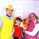 PAW Patrol Family Costume Idea