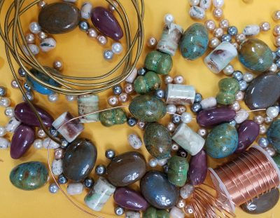 Things to Make with Beads and Wire