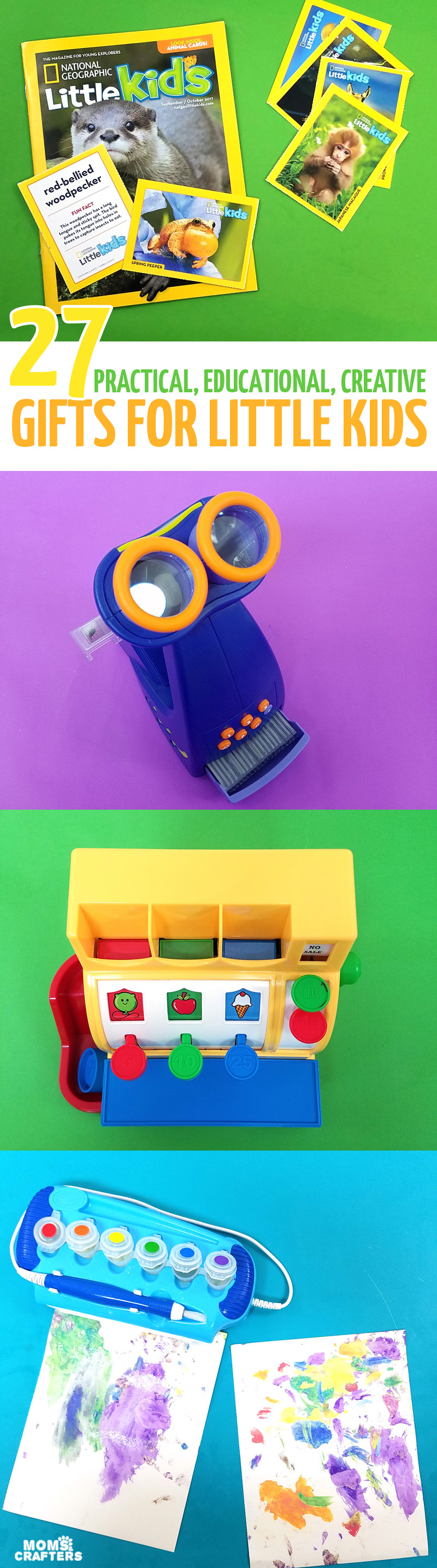 Gifts for Preschoolers 27 Ideas They ll Love Moms and Crafters