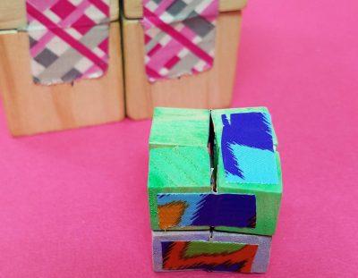Infinity Cube Fidget Toy DIY
