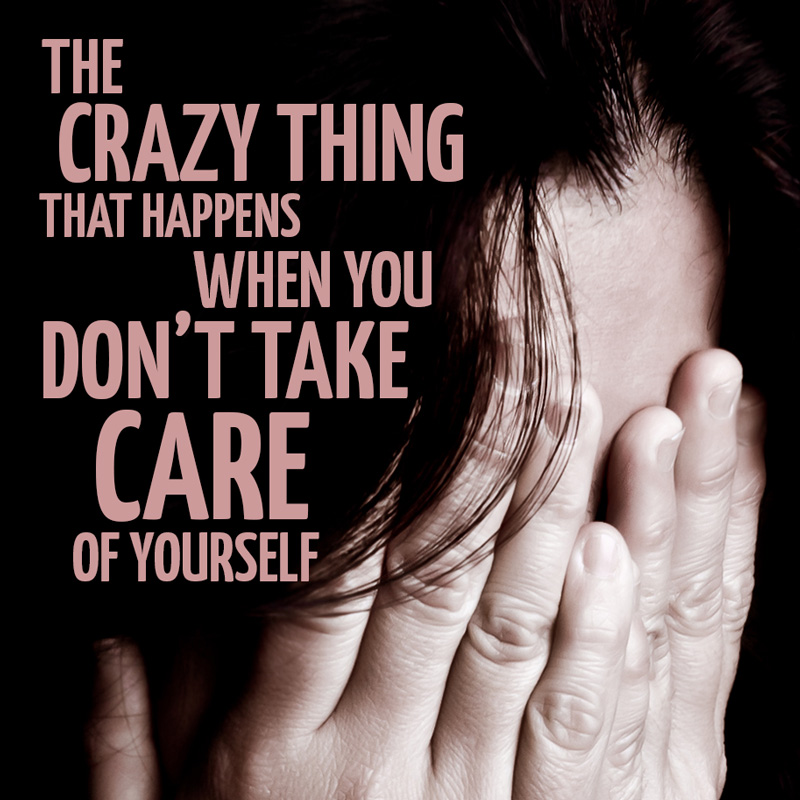This is what can happen if you don't take care of yourself - it can get more serious than you think! And self-care for moms might not be what you think it is. Click to find out what that looks like, how mothers should treat themselves and how it'll make you a better parent. #parentingtips #selfcare #motherhood