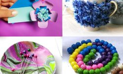 18 things to make and sell - these easy crafts for teens tweens and adults are perfect for craft fairs, charity sales, or for selling on Etsy! You'll love these free patterns and craft tutorials for all types of crafts to sell at home or online! #crafts #etsy #sellonetsy #craftfair #easycraft #