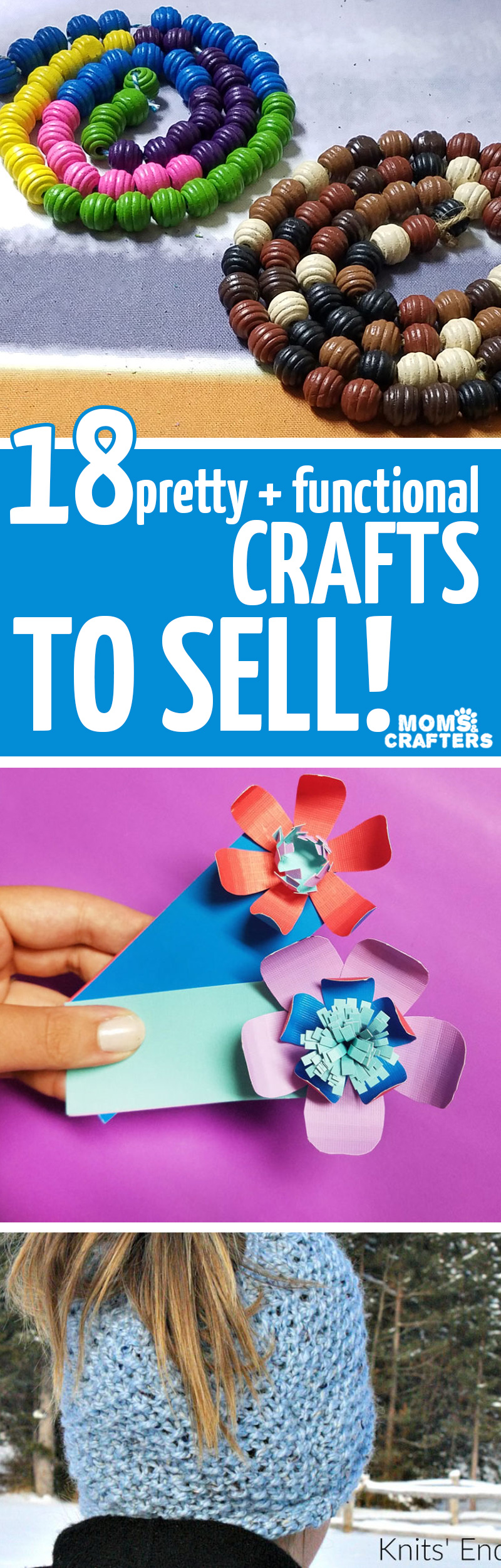 Things to make and sell at home moms and crafters for Great crafts to make and sell