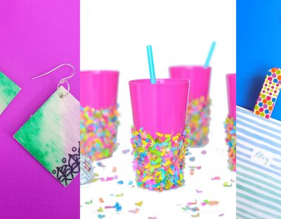 Birthday Party Crafts for Tweens