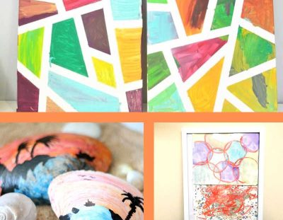 Art Projects for Tweens