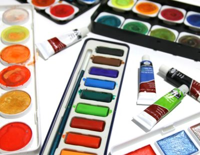 Watercolor 101: The Best Watercolor Paints for Beginners