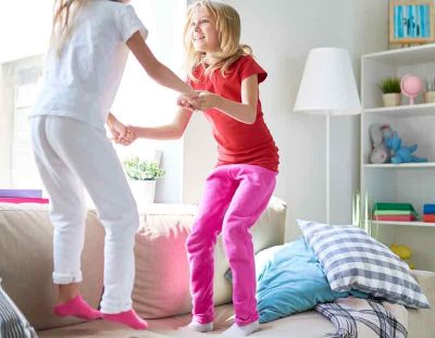 Decorating a Kid Friendly Home on a Budget