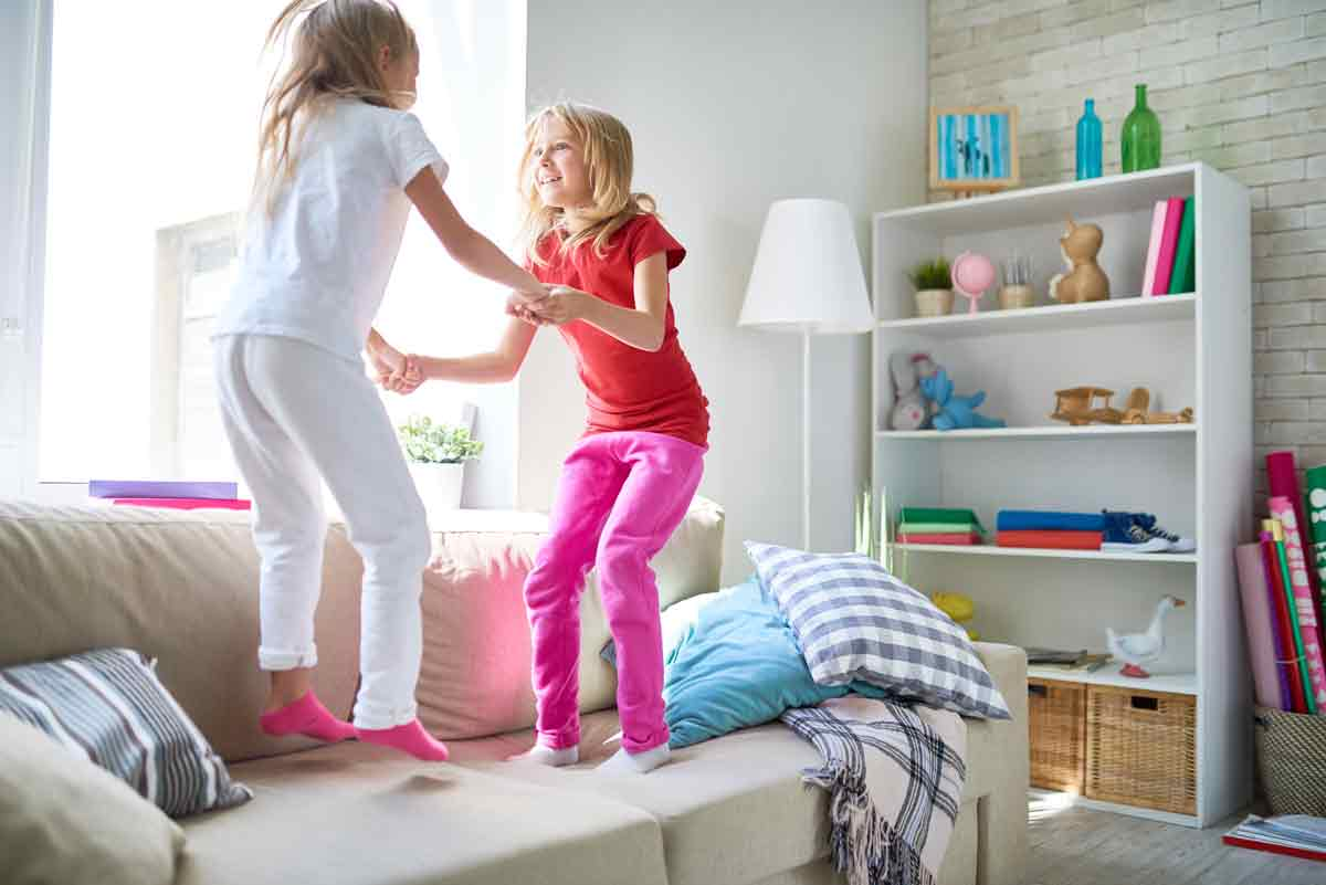 Decorating a kid friendly home on a budget moms and crafters Kid friendly home decor