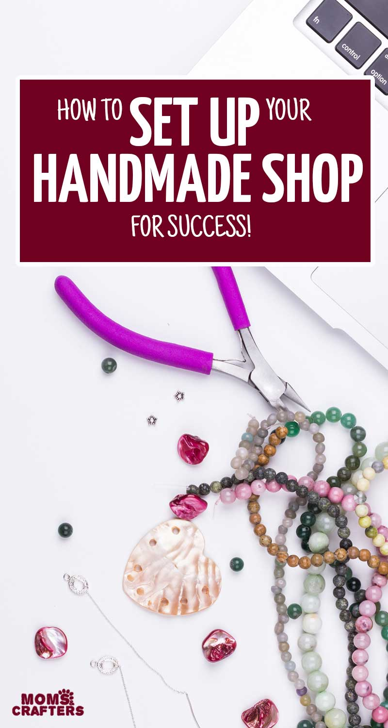 how to start up an etsy shop