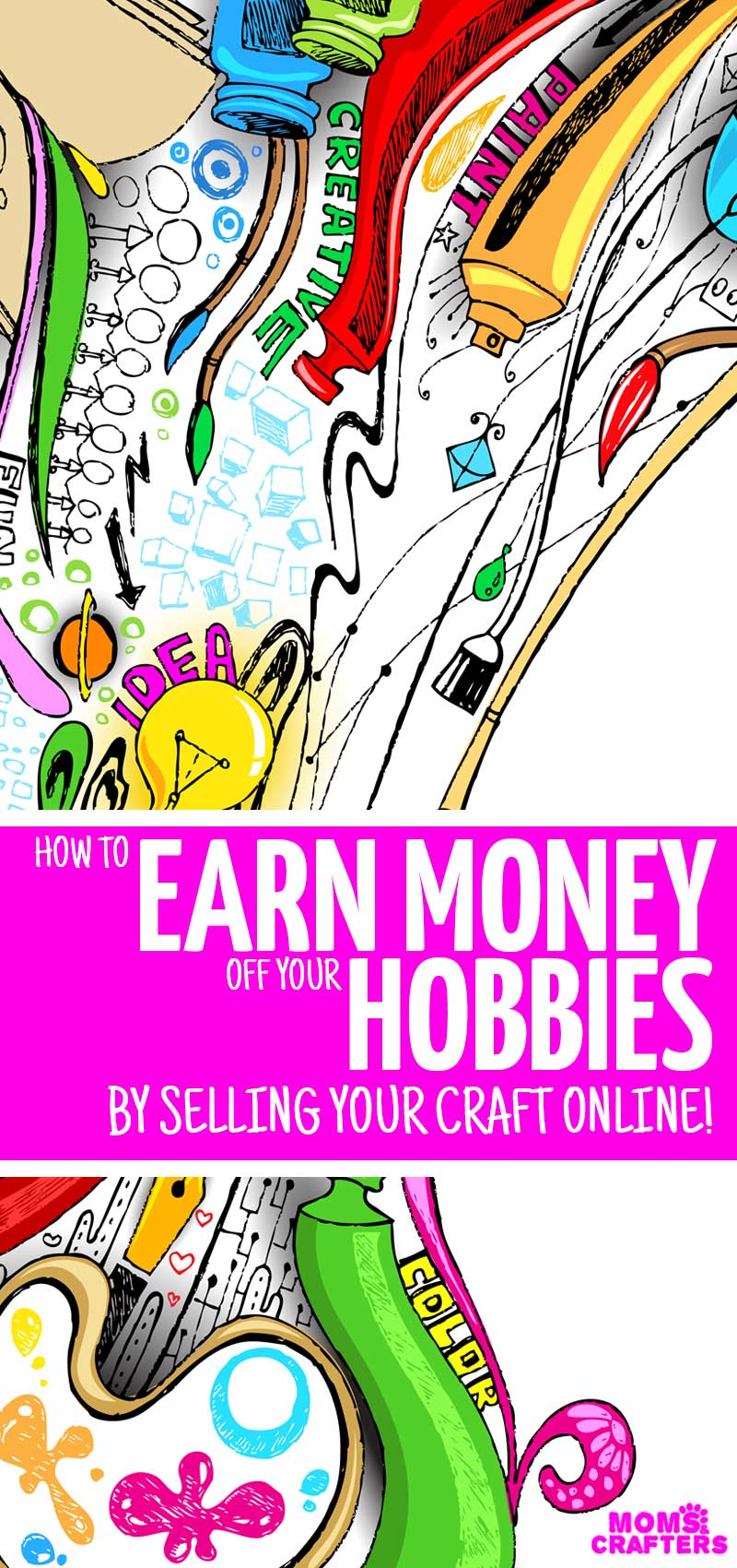Click for the best proven strategies for selling crafts online and Etsy seller tips! Marketing handmade goods on Etsy, as well as other tips and tricks for photogrpahy and running an Etsy business in 2018