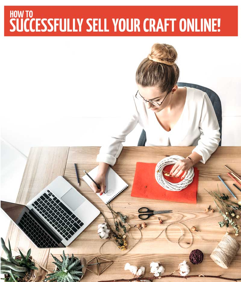 Click for your best tips for selling on Etsy - including some really practical, basic marketing strategies for yoru Etsy shop! These Etsy seller tips aren't just empty advice - they are actual marketing strategies that the most successful sellers use. #etsyseller #crafts #makermom