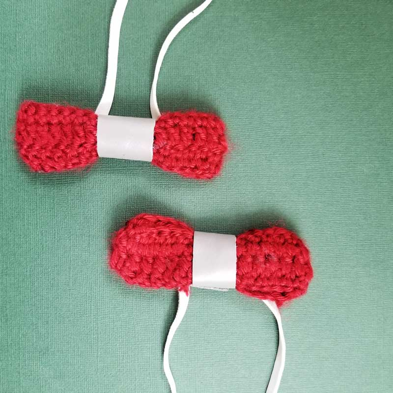 Learn how to crochet an easy bow headband