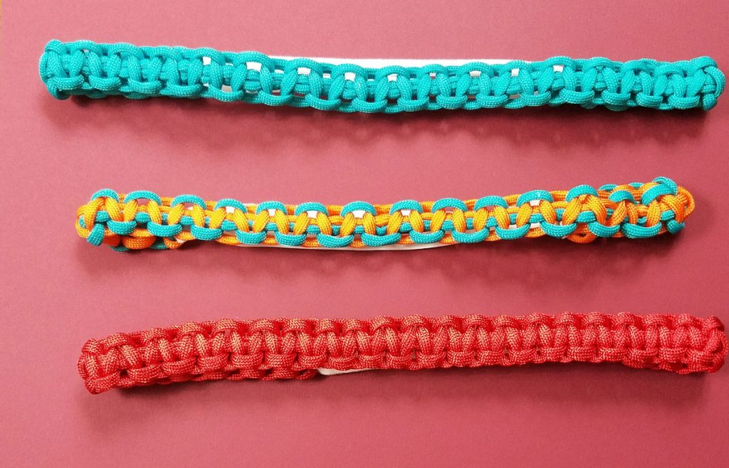 Paracord Headbands